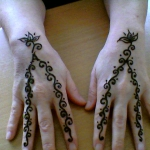 Kéz henna