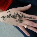 henna dísz
